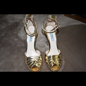 Prada High Heel Sandals